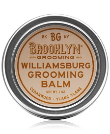 Brooklyn Grooming Williamsburg Grooming Balm, 1-oz.