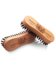 Brooklyn Grooming Boar Bristle Military Beard Brush