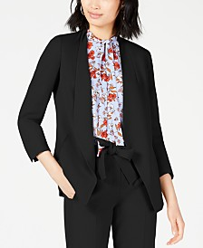 Bar III Open Jacket, Created for Macy's