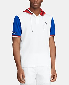 Polo Ralph Lauren Men's Hooded Polo