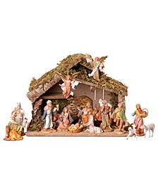 Fontanini 16 Piece Set Nativity Scene