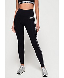 Core Branded Leggings