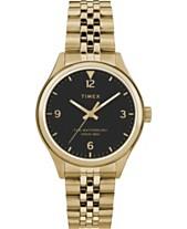 ebc284a749ce Timex Waterbury Traditional 34mm Stainless Steel Bracelet Watch