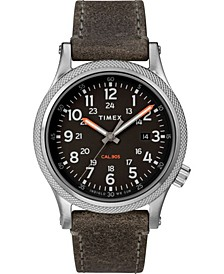 Timex Allied Lt 40mm Leather Strap Watch
