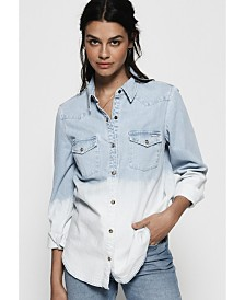 Superdry Western Denim Shirt