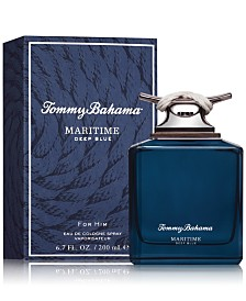 Tommy Bahama Men's Maritime Deep Blue Eau de Cologne, 6.7-oz.