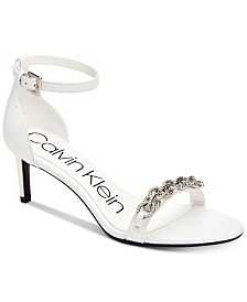 Calvin Klein Women's Reem Dress Sandals
