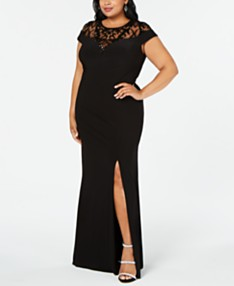 73bf313ac Adrianna Papell Plus Size Dresses: Shop Adrianna Papell Plus Size ...