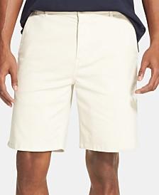 "DKNY Men's Stretch Chino 9"" Shorts"