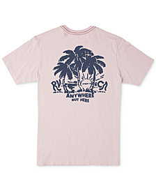 RVCA Men's Anywhere Graphic T-Shirt