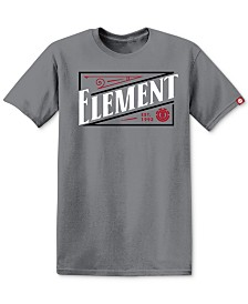 Element Men's Lager Logo T-Shirt