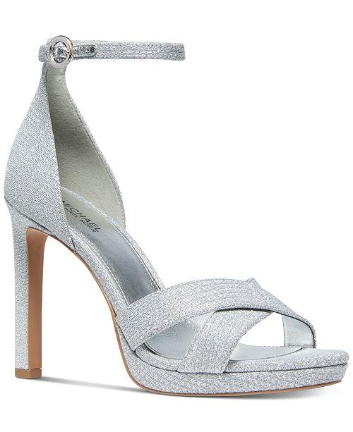 Michael Kors Alexia Dress Sandals