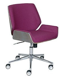 Ophelia Bentwood Task Chair, Quick Ship