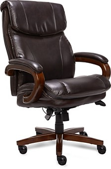 La-Z-Boy Big and Tall Trafford Executive Office Chair, Quick Ship