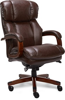 La-Z-Boy Fairmount Big and Tall Executive Office Chair, Quick Ship