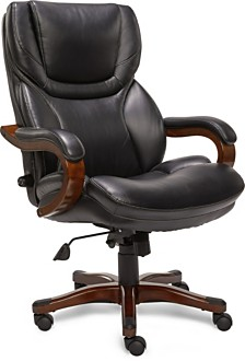Serta Big and Tall Executive Chair, Quick Ship