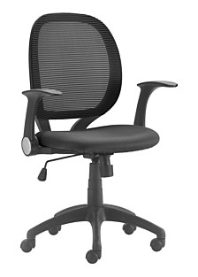 Serta Essentials University Mesh Office Chair, Quick Ship