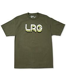 LRG Men's Levels Cotton Graphic T-Shirt