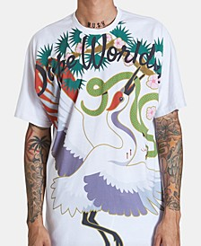 Men's Crane Graphic T-Shirt