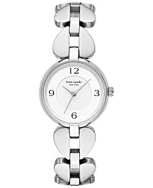 kate spade new york's Women's Annadale Stainless Steel Bracelet Watch 30mm