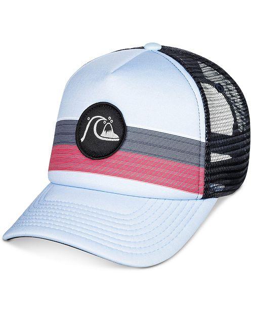 Quiksilver Big Boys Ripe Snapback Trucker Hat