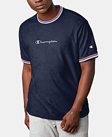Champion Men's C-Life Terry Ringer T-Shirt