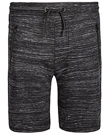 Big Boys Picard Regular-Fit Knit Shorts