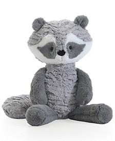 "Little Woodland Plush Raccoon Stuffed Animal 11"" Suki"