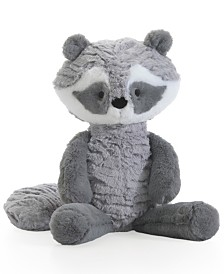 "Lambs & Ivy Little Woodland Plush Raccoon Stuffed Animal 11"" Suki"