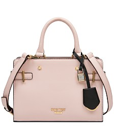 Nine West Block Satchel