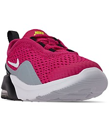 Nike Toddler Girls' Air Max Motion 2 Casual Sneakers from Finish Line