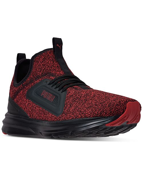 Puma Men's Enzo Lean Training Sneakers from Finish Line