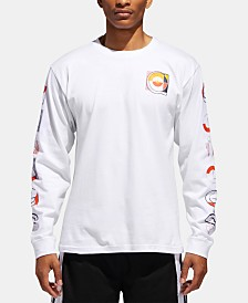 adidas Men's Originals Long-Sleeve T-Shirt