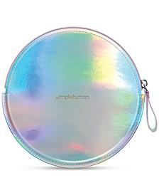 Sensor Mirror Compact Zip Case