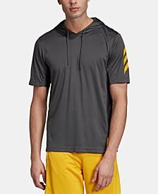 Short-Sleeve Basketball Hoodie