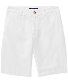Big Boys Straight Fit Chino Shorts