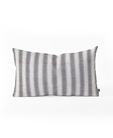 Holli Zollinger French Linen Seaside Stripe Oblong Throw Pillow