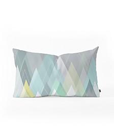 Mareike Boehmer Graphic 108 Z Oblong Throw Pillow
