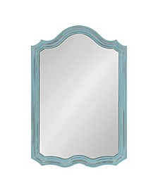 Abrianna Decorative Vintage Wall Mirror