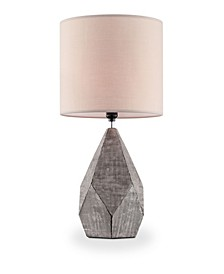 "25"" Manila Ceramic Table Lamp"