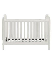 Alena Convertible Crib and Guard Rail