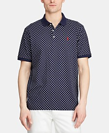 Polo Ralph Lauren Men's Classic-Fit Interlock Polo Shirt