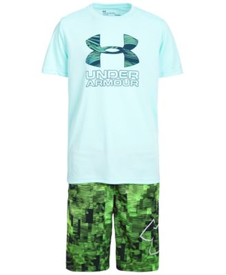 04a9520a77 Boys' Print Fill Logo T-Shirt