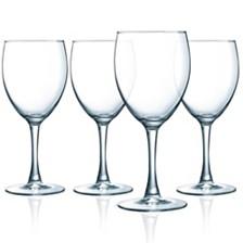Luminarc Atlas All Purpose Wine Goblet - Set of 4