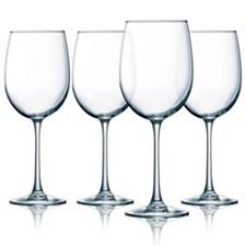 Luminarc Cachet Tulip Wine Glass - Set of 4