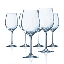 Grand Vin Tulip Wine Glass - Set of 6