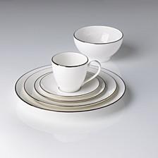 Continental Dining Platinum 5 Piece Place Setting