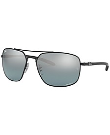 Polarized Sunglasses, RB8322CH 62