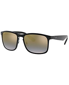 Polarized Sunglasses, RB4264 58