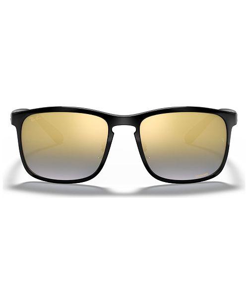 Ray-Ban Polarized Sunglasses, RB4264 58